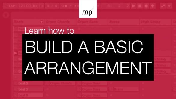 Push Basic Arrangement