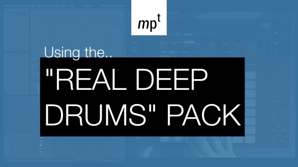 Real Deep Drums